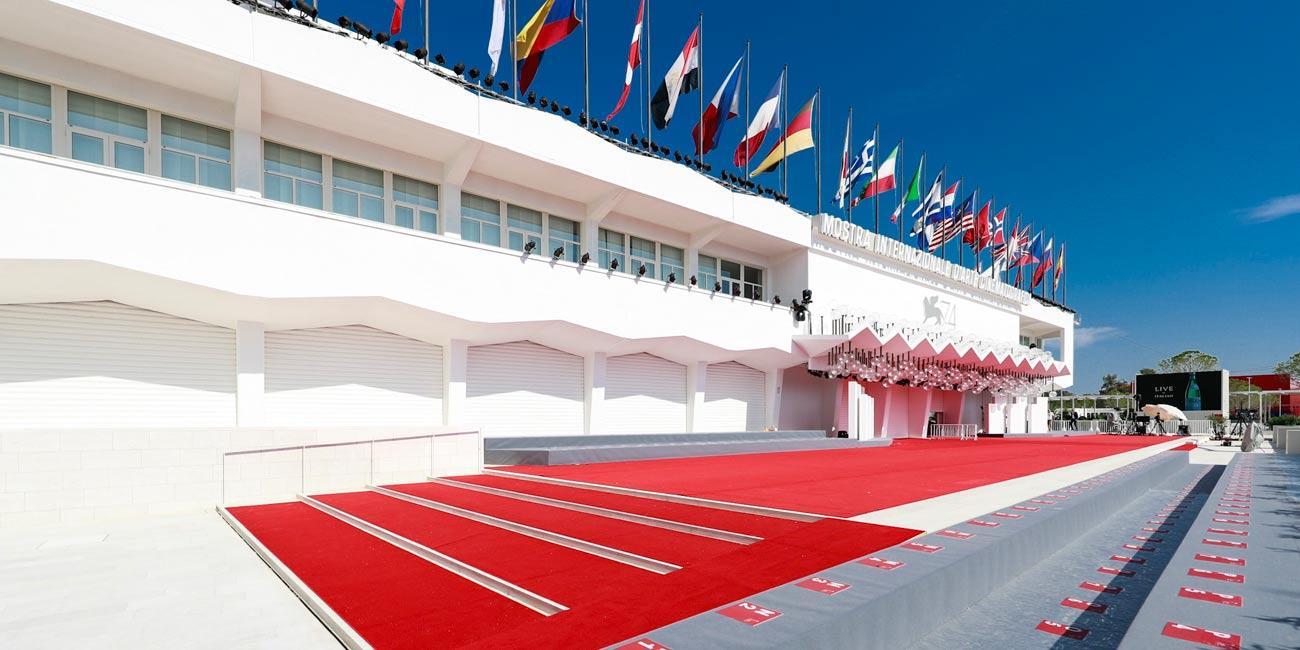 Presentata alla mostra del cinema di venezia l 39 edizione for Mostra cina palazzo venezia